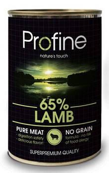 Profine (Профайн) Lamb Влажный корм для собак Ягненок 400 гр, фото 2