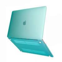 "Пластиковый чехол oneLounge Soft Touch Green для MacBook Air 13"" (2018)"
