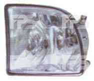 Фара противотуманная левая Chery Tiggo -12 (FPS)