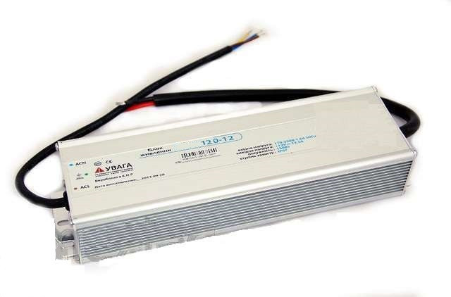 Влагозащищенный блок питания IP67 24В - 100Вт
