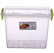 """Контейнер LUX для пищевых продуктов высокий №4 (2,5 л.) """"AL plastik"""""""