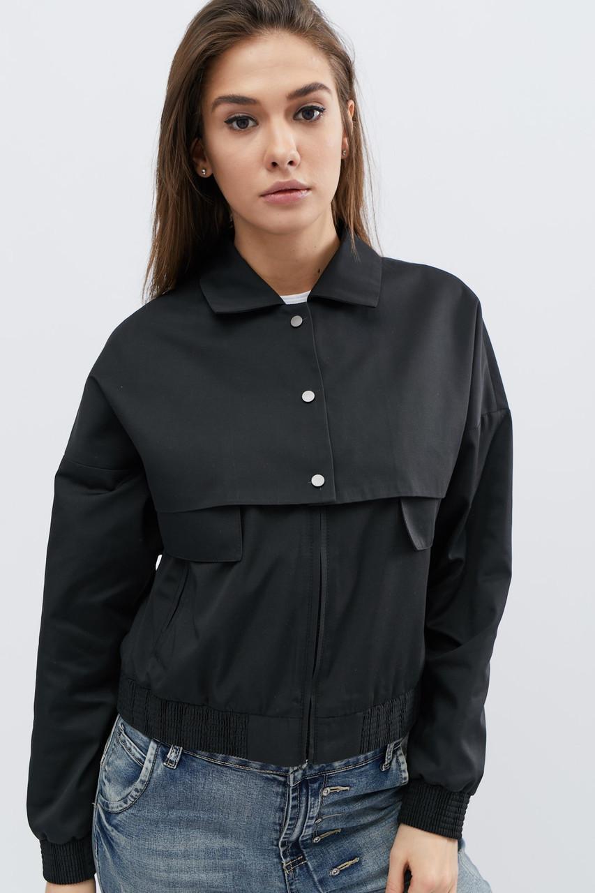 Демисезонная куртка на молнии