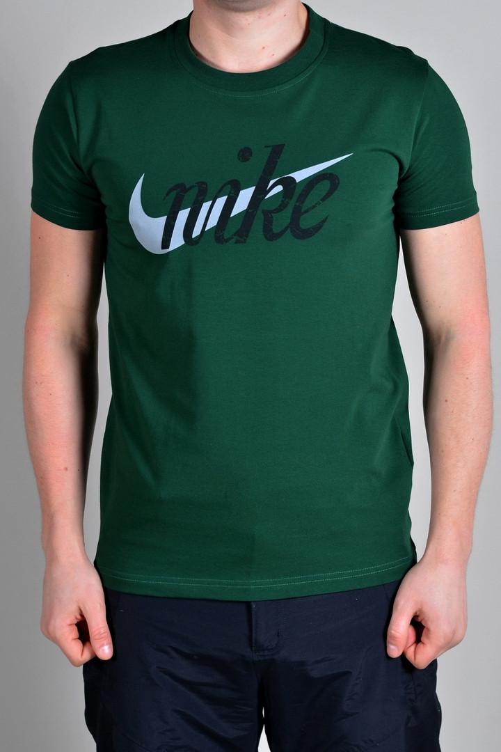 Футболка Nike. (4595-6)