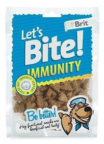 Brit (Брит) Let's Bite Лакомство Мобильность для собак с курицей