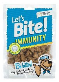 Brit (Брит) Let's Bite Лакомство Мобильность для собак с курицей, фото 2
