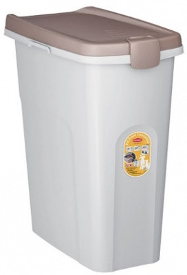 Stefanplast Pet Food Контейнер для хранения корма 40 л/15 кг