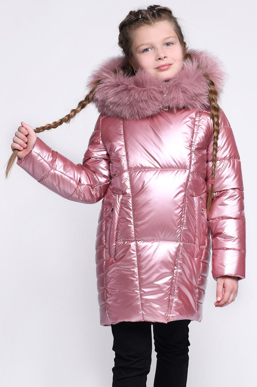 Стильная и теплая детская курточка
