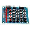 5шт 8 LED 4x4 кнопочный переключатель 16 независимых матриц Клавиатура для AVR ARM STM32 - 1TopShop, фото 4