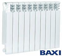 Алюминиевые радиаторы Baxi Condal Plus 600/100