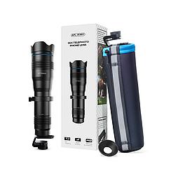 Набор блогера для телефона APEXEL 36X телефото зум HD монокуляр + штатив