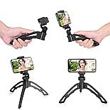 Набор блогера для телефона APEXEL 36X телефото зум HD монокуляр + штатив, фото 2