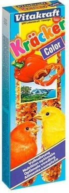 Крекер Лакомства для канареек Vitakraft Color с паприкой 2шт, фото 2