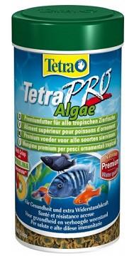 Tetra (Тетра) Pro Algae (Vegetable) Корм  для рыб с овощами Чипси 500 мл