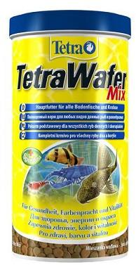 Tetra (Тетра) Wafer Mix Корм для сомиков и донных рыб 100 мл