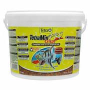 Tetra (Тетра) TetraMin Crisps Корм для акваріумних риб Чіпси 10 л