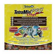 Tetra (Тетра) TetraMin Crisps Корм для акваріумних риб Чіпси 12 гр