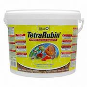 Tetra (Тетра) Rubin Корм для посилення забарвлення у риб Пластівці 10 л
