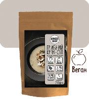 Крем-суп грибний, 250 г, док-пайк, Street soup