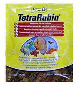 Tetra (Тетра) Rubin Корм для посилення забарвлення у риб Пластівці 12 гр