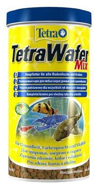 Tetra (Тетра) Wafer Mix Корм для сомиков и донных рыб  250 мл, фото 2