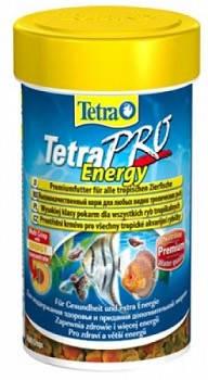Tetra (Тетра) PRO Energy Crisps Корм для тропических рыб Чипсы 100 мл, фото 2