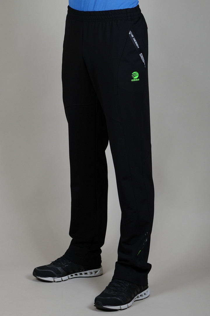 Брюки спортивные Adidas (New Rubber-3)