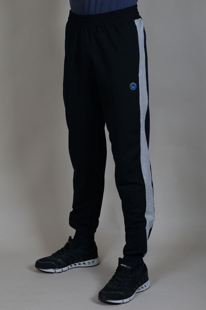 Спортивные брюки Adidas на манжете (0149-1)
