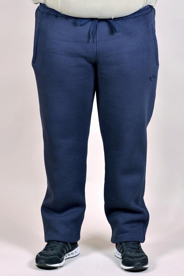 Зимние спортивные брюки Adidas батал (2190-3)