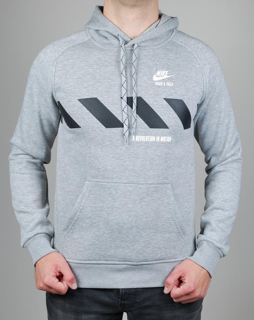 Зимняя спортивная кофта Nike (0200-2)