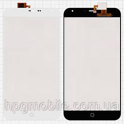 """Touchscreen (сенсорный экран) для Meizu MX4 5.3"""", белый, оригинал"""
