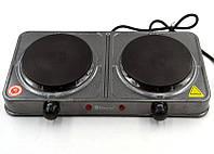 Электроплита Domotec MS-5822 плита настольная Grey