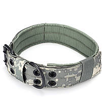 XL Tactical Военный Регулируемый воротник Собака Nylon Поводок с металлической пряжкой - 1TopShop, фото 2