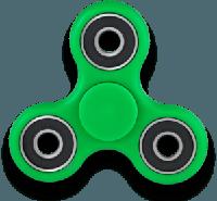 Спиннер Star Fidget Spinner - Зеленый