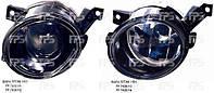 Фара противотуманная правая VW CADDY 04- НВ4 нелинзованная (DEPO)