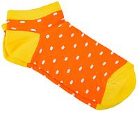 Носки мужские короткие Mushka Apelsinka mini (DOWM01) 41-45 Оранжевые