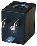 Электромагнитная катушка 110 В постоянный ток компании ODE (Italy), 5 W, 22 мм x Ø10, фото 3