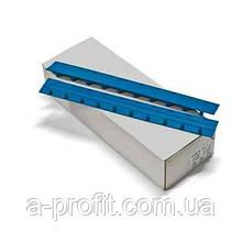 Пластины Press-Binder  7,5мм син, уп/50