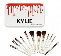 Кисти для макияжа в стиле  kylie professional brush