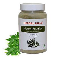 Нім чурна (порошок), Хербал Хілс, 100 г, Neem churna, Herbal Hills, Ним чурна (порошок) відмінний результат,