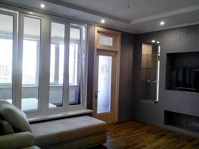 Ремонт квартиры под ключ 120 м.кв. пр. Шевченко 24