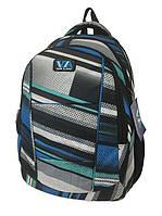 Рюкзак школьный VA R-71-138, с принтом