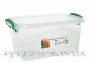 Контейнер для пищевых продуктов (НП) 3,5л., фото 2