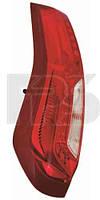 Фонарь задний левый Nissan X-TRAIL 10- LED,WY21W (DEPO)