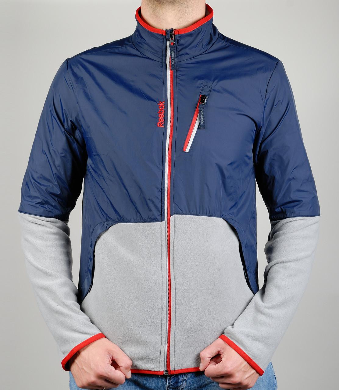 Зимняя спортивная кофта Reebok (0684-3)