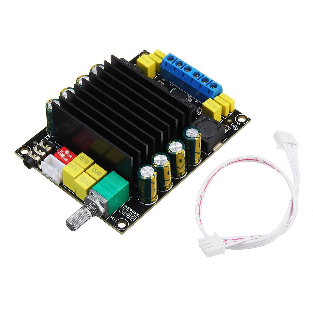 Цифровая аудиосистема Усилитель TDA7498 Power Audio Amp 2.0 Class D Stereo HIFI DC12-36V 2 * 100 Вт - 1TopShop
