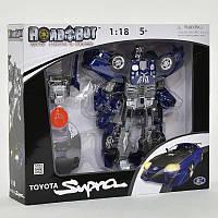 Трансформер RoadBot 50070 (12) свет, звук, на батарейках, в коробке