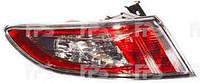 Фонарь задний левый внешний Honda Civic 06-11 (-09) белая вставка (DEPO)