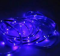 Гирлянда светодиодная MHZ LED Xmas Star Light 2885 12V, голубая