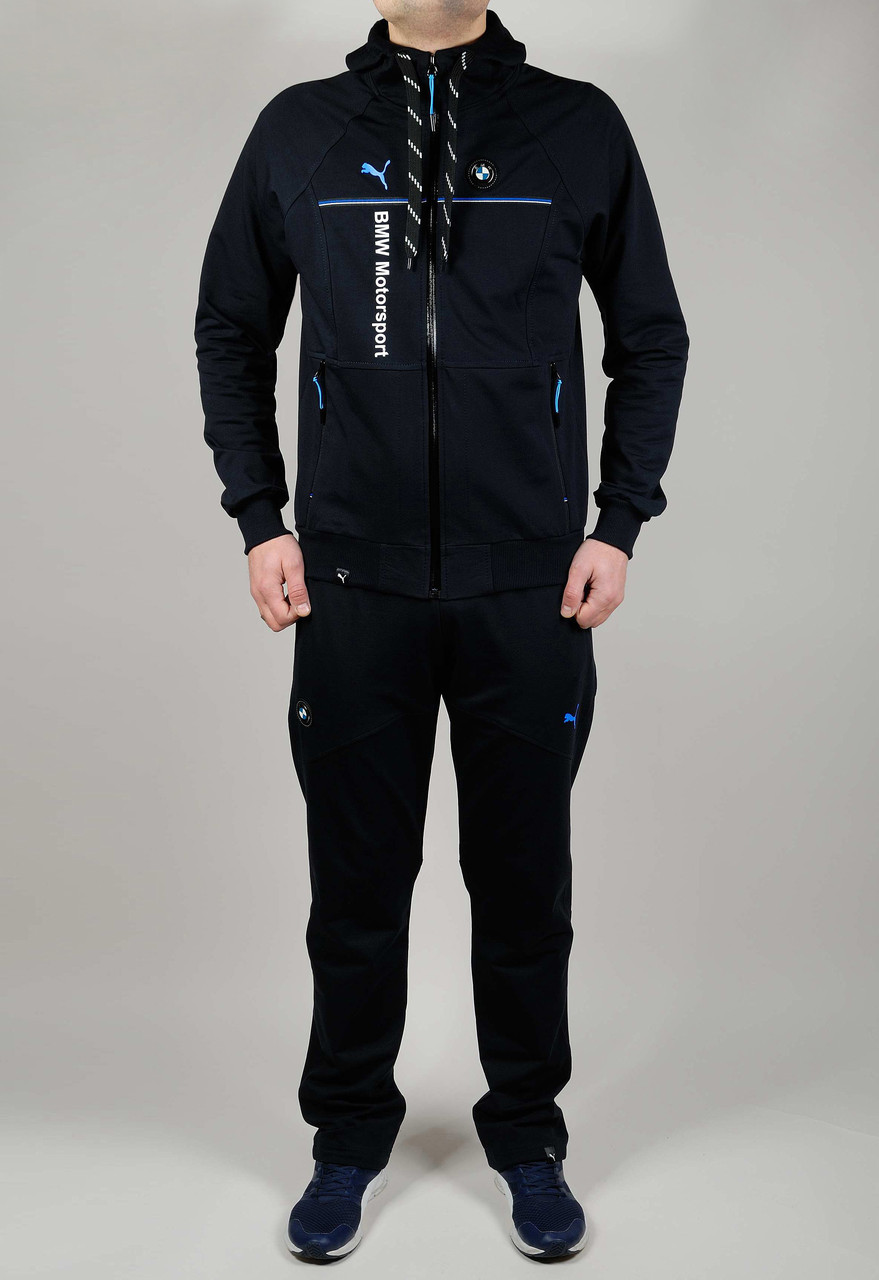 Спортивный костюм Puma BMW Motorsport (Racing) (puma-bmw-motorsport-racing-1-2) S
