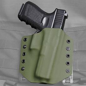 Кобура пластиковая поясная ATA Ranger Glock 17